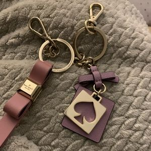 2 !!!!! Kate Spade Keychain / Charm